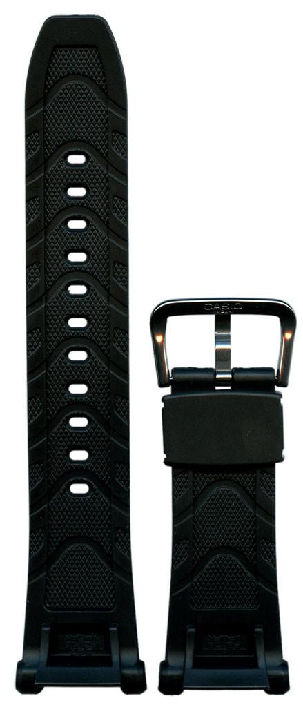 Ремешок часов, пластик Casio PRG-240-1