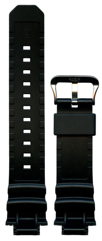 Ремешок часов, пластик Casio AWG-100R-1A