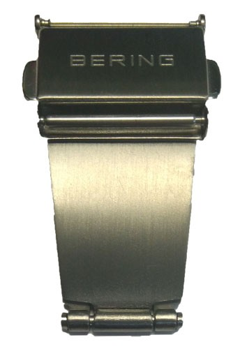 Застежка браслета наручных часов Bering SIL-F21-50