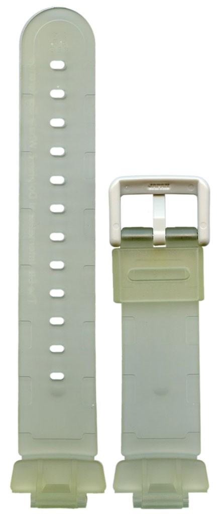Ремешок часов, пластик Casio BG-350-K9T