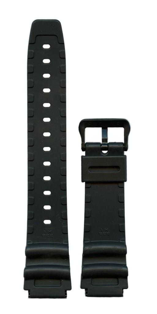 Ремешок часов, пластик Casio DW-290
