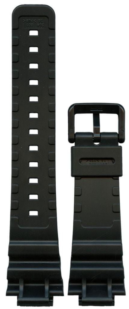 Ремешок часов, пластик Casio DW-6900-1V
