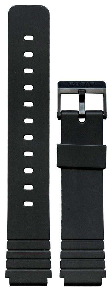 Ремешок часов, пластик Casio MW-57