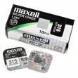 Батарейка часовая, оксид серебра MAXELL SR716SW M315