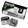 Батарейка часовая, оксид серебра MAXELL SR712SW M346