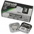 Батарейка часовая, оксид серебра MAXELL SR1116SW - SALE M366
