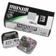 Батарейка часовая, оксид серебра MAXELL SR920W M370