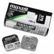Батарейка часовая, оксид серебра MAXELL SR521SW M379