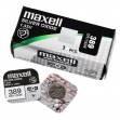 Батарейка часовая, оксид серебра MAXELL SR1130W M389