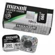 Батарейка часовая, оксид серебра MAXELL SR1130SW M390