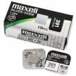 Батарейка часовая, оксид серебра MAXELL SR1120W M391