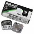Батарейка часовая, оксид серебра MAXELL SR41W M392