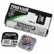 Батарейка часовая, оксид серебра MAXELL SR726SW M397